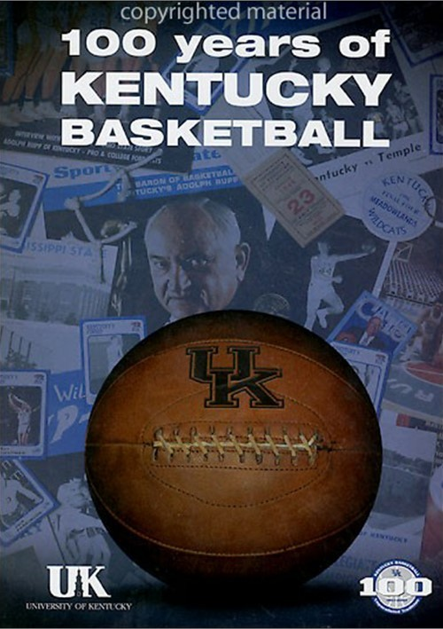100 Years Of Kentucky Basketball Movie