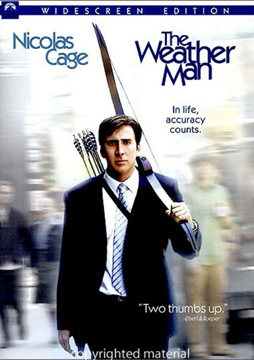 Weather Man, The (Widescreen) Movie
