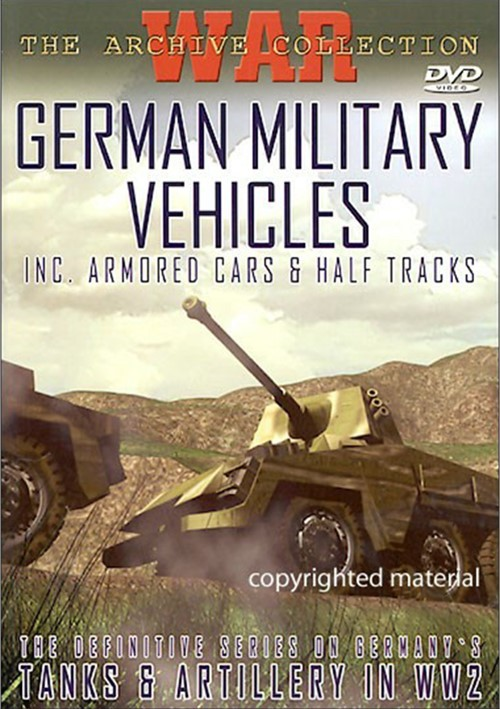 German Military Vehicles Movie