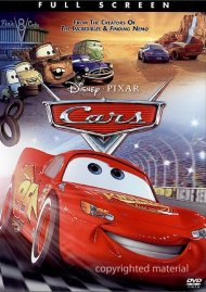 Cars (Fullscreen) Movie