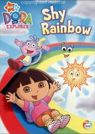 Dora The Explorer: Shy Rainbow Movie