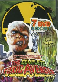 Complete Toxic Avenger, The Movie