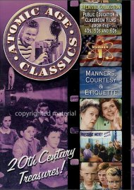 Atomic Age Classics: Volume 1 - Manners, Courtesy & Etiquette Movie