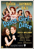 Dance, Girl, Dance Movie