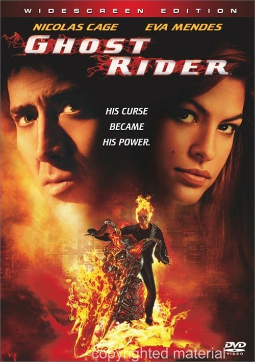 Ghost Rider (Widescreen) Movie