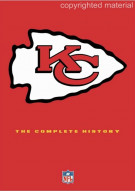 NFL The Complete History Of The Kansas City Chiefs Movie