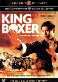 King Boxer Movie
