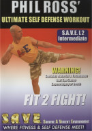 Ultimate Self Defense Workout: Fit 2 Fight With Phil Ross Movie