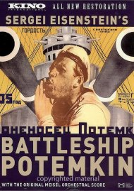 Battleship Potemkin: Deluxe Edition Movie