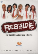 Rebelde: 3 Temporadas En 1 Movie