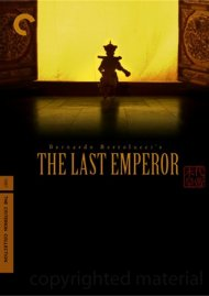 Last Emperor, The: The Criterion Collection Movie
