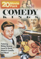 Comedy Kings: 20 Movie Pack Movie