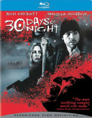 30 Days Of Night Blu-ray