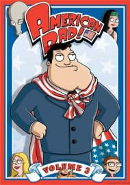 American Dad!: Volume 3 Movie