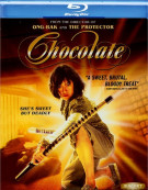 Chocolate Blu-ray