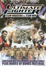 UFC: The Ultimate Fighter - Team Nogueira Vs. Team Mir  Movie
