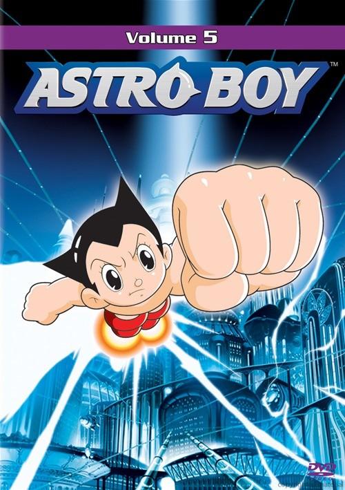 Astro Boy: Volume 5 Movie
