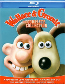 Wallace & Gromit: The Complete Collection Blu-ray