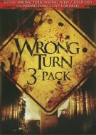 Wrong Turn 3 Pack Movie