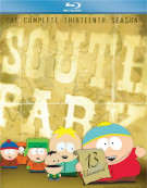 South Park: The Complete Thirteenth Season Blu-ray