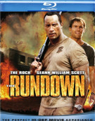 Rundown, The / Spy Game (2 Pack) Blu-ray