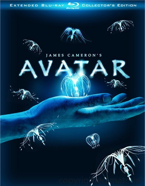 Avatar: Extended Blu-ray Collectors Edition Blu-ray
