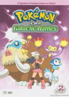 Pokemon: Diamond & Pearl Galactic Battles - Vol. 2 Movie