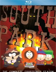South Park: The Complete Fourteenth Season Blu-ray
