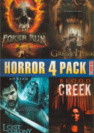 Horror 4 Pack: Volume 2 Movie
