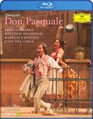 Donizetti: Don Pasquale Blu-ray