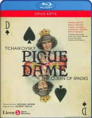 Pique Dame: The Queen Of Spades Blu-ray