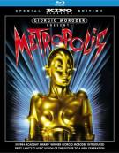 Giorgio Moroder Presents Metropolis: Special Edition Blu-ray