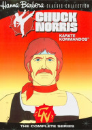 Chuck Norris: Karate Kommandos Movie