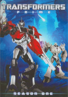 Transformers Prime: Complete First Season Movie