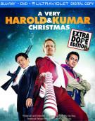 Very Harold & Kumar Christmas, A: Extra Dope Edition (Blu-ray + DVD + Digital Copy) Blu-ray