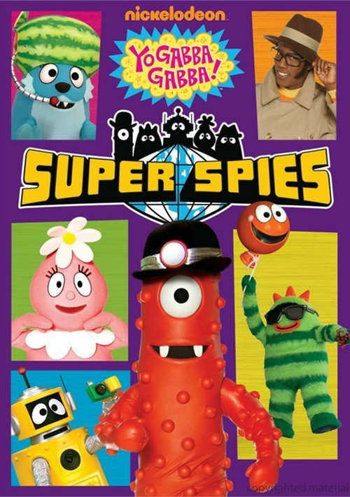 Yo Gabba Gabba: Super Spies Movie