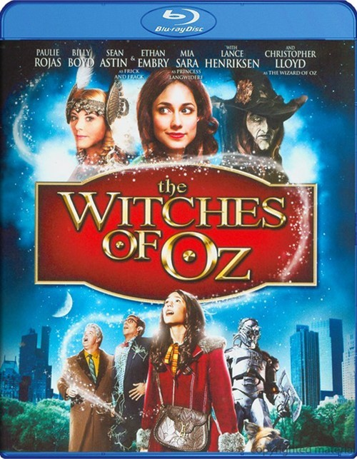 Witches Of Oz, The Blu-ray