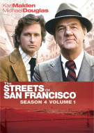 Streets Of San Francisco, The: Season 4 - Volume 1 Movie