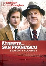Streets Of San Francisco, The: Season 4 - Volume 1 Movie