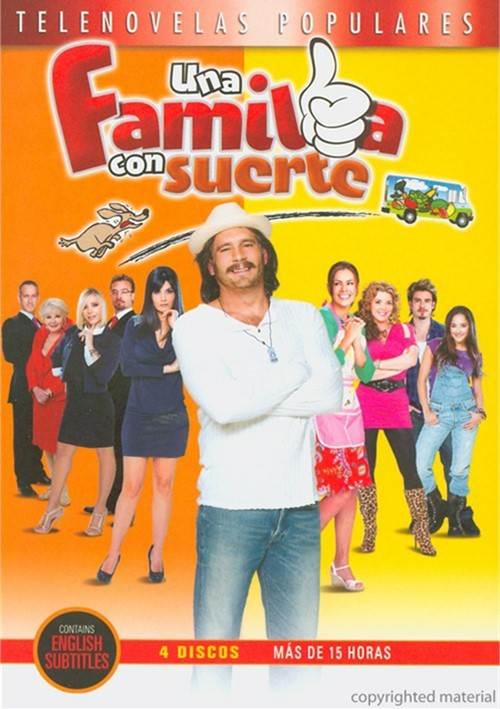 Una Famila Con Suerte (A Fortunate Family) Movie