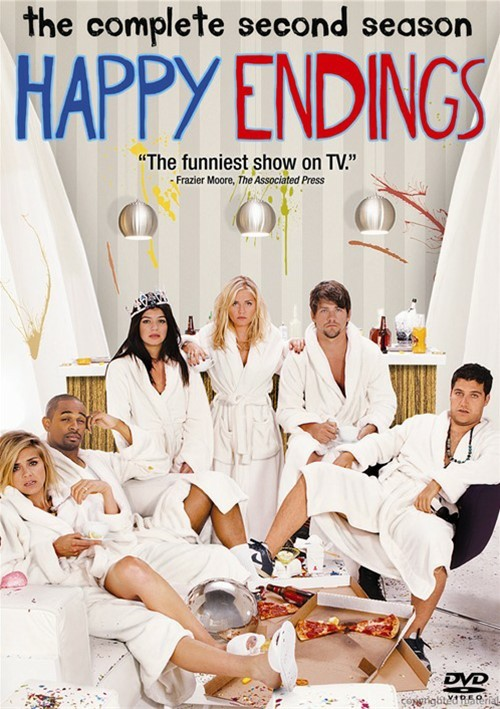 Happy Endings: The Complete Second Season Movie
