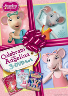 Angelina Ballerina: Celebrate With Angelina (3 Pack) Movie