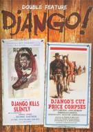Django Kills Silently / Djangos Cut Price Corpses (Double Feature) Movie