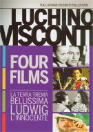 Luchino Visconti: Four Film Collection Movie