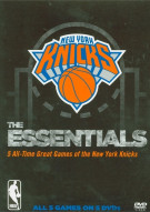 NBA Essential Games Of The New York Knicks Movie