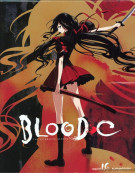 Blood-C: The Complete Series - Limited Edition (Blu-ray + DVD Combo) Blu-ray