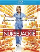 Nurse Jackie: Season Four Blu-ray
