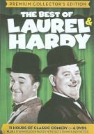 Laurel & Hardy: Premium Collectors Edition Movie