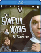 Sinful Nuns Of Saint Valentine, The: Remastered Edition  Blu-ray