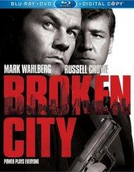 Broken City (Blu-ray + DVD + Digital Copy) Blu-ray